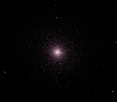 NGC104 47 Tucanae Cluster by Bob Fuller 2011 350D