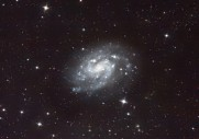 NGC300 Galaxy - Mathias Sorg